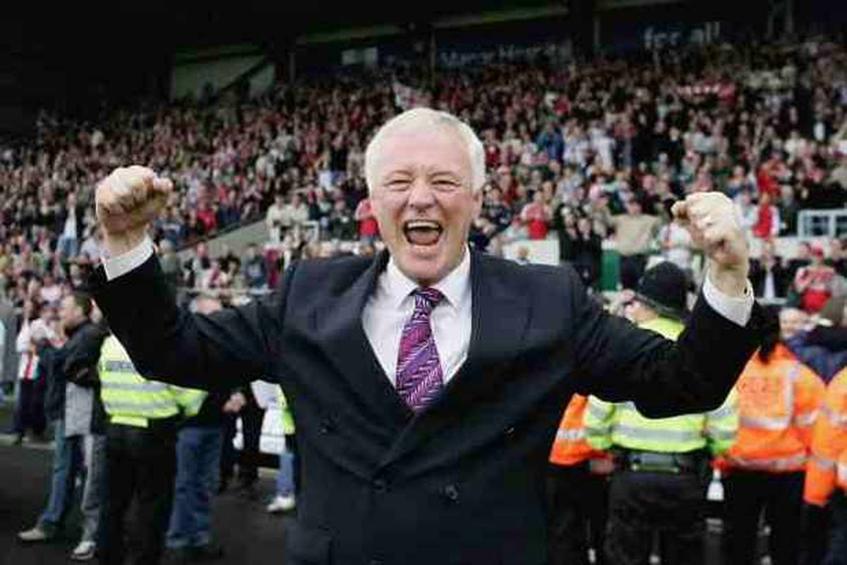 Game on - Hearn would have marked 20 years as chairman of Leyton Orient Football Club next summer.