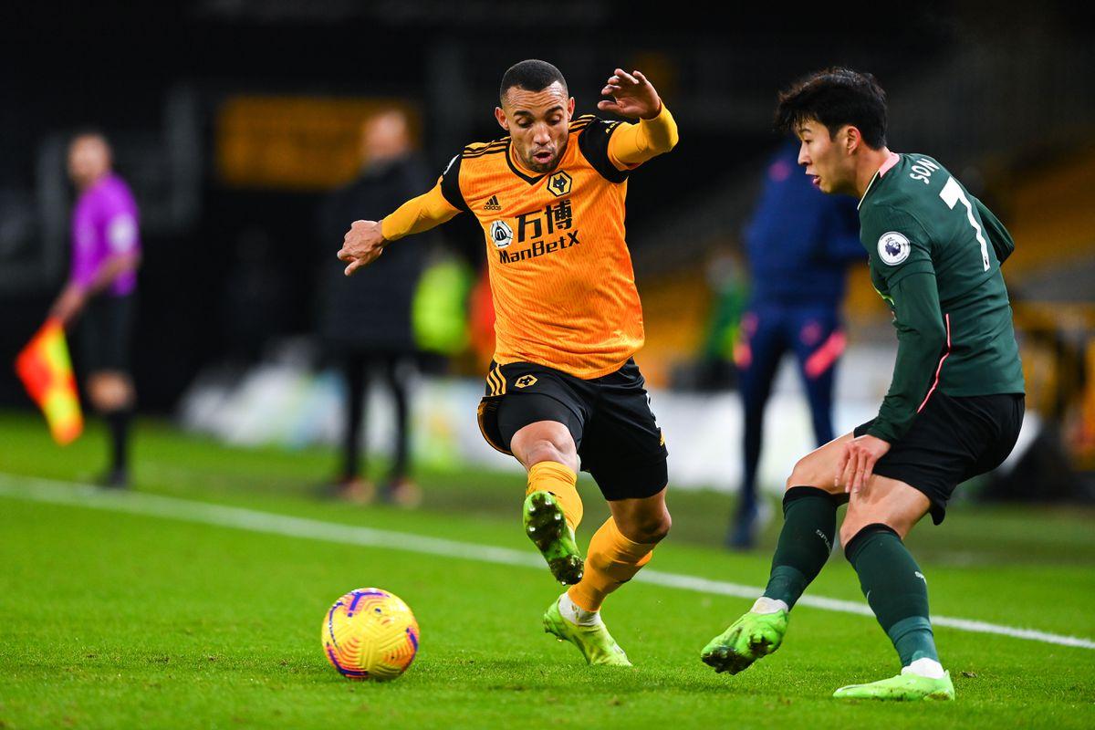 Marcal of Wolverhampton Wanderers (AMA)