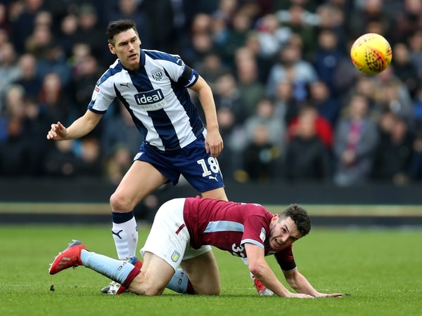 Gareth Barry: I didn't want to run away after West Brom's relegation