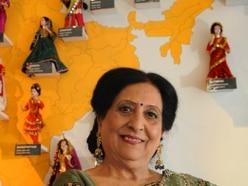 Indian art exhibition opens in Wednesbury