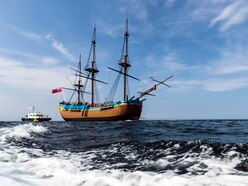 Replica of HMS Endeavour to sail around Australia on 250th anniversary of voyage