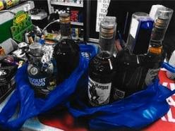 Shop in Birmingham 'sold illegal booze'