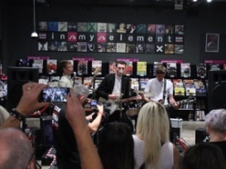 Wolverhampton joins Brierley Hill HMV store in hosting live local bands