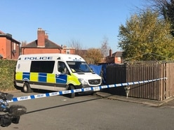 Death of man found in Rowley Regis street 'not suspicious'