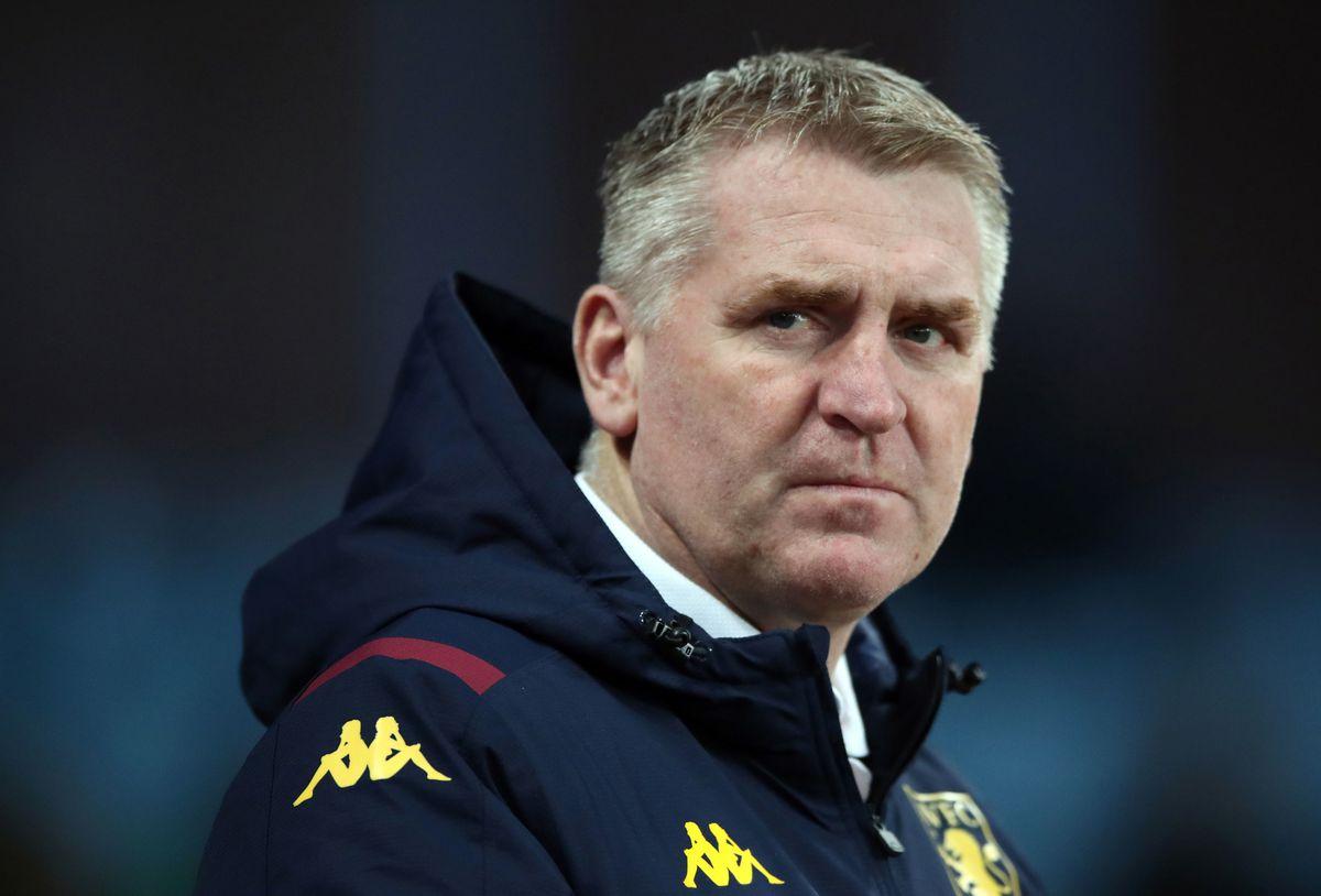 Aston Villa boss Dean Smith: Outbreak caught us on the hop