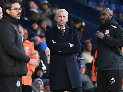Alan Pardew hanging by a thread at West Brom but will be given one more game to save his job