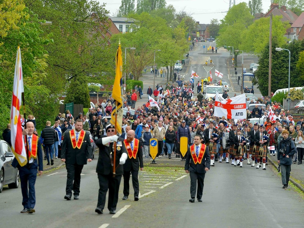 West Bromwich St George's Parade cancelled as organisers step down