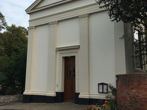 St Marys the Mount Catholic Church in Vicarage Walk, Walsall. Photo: Gurdip Thandi