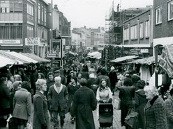 Pictures from the past: Walsall throughout the years