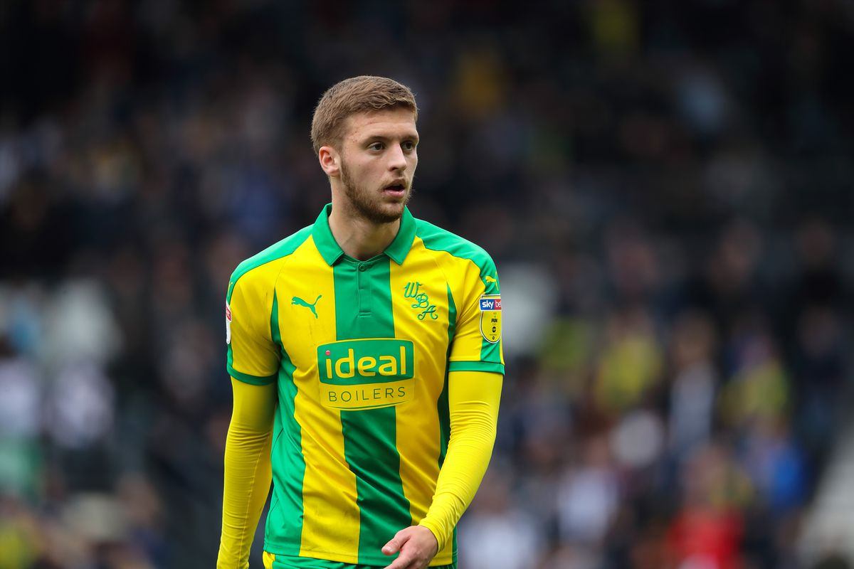This is Sam Field's first loan spell away from Albion. (AMA)