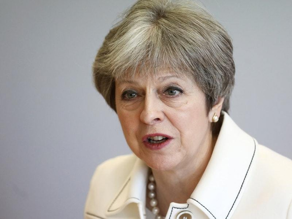 Upskirting law to be passed soon, says Theresa May