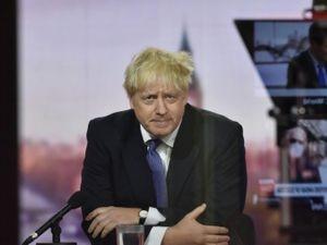 Prime Minister Boris Johnson appears on The Andrew Marr Show