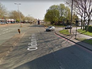 The junction of Oldbury Ringway and Stone Street. Image: Google