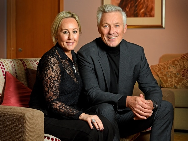'It's been such a brilliant journey of discovery': Martin and Shirlie Kemp talk ahead of Birmingham show