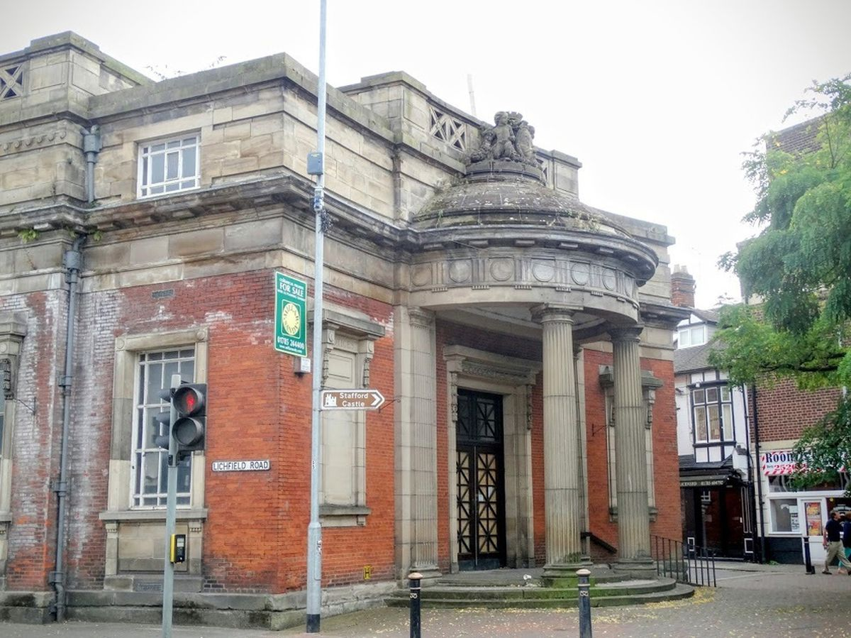 Old Stafford Library