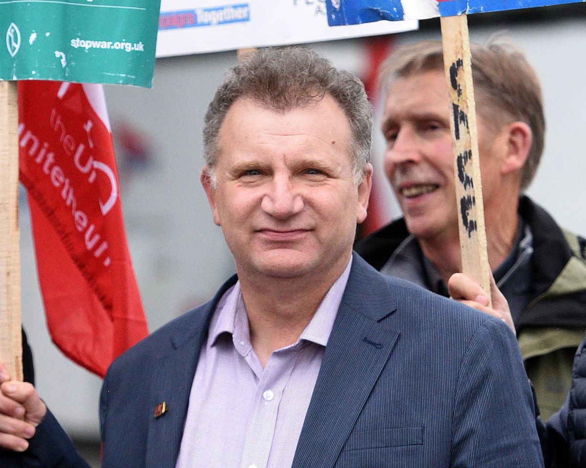 Former Dudley Council leader Pete Lowe is running to be an MP for the third time