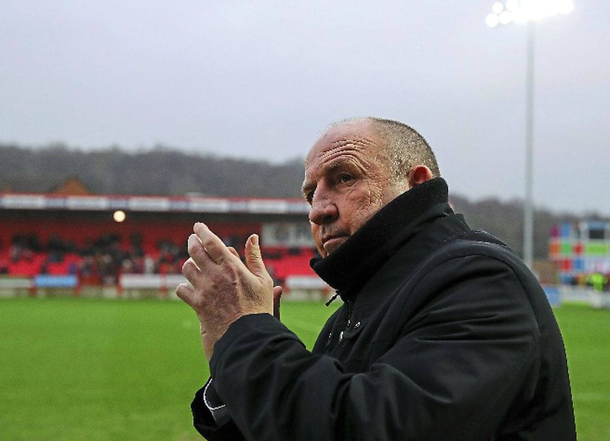 John Coleman is working wondersat Accrington Stanley with his sideeyeing a push for the Championship