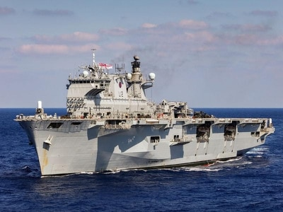 Navy's flagship HMS Ocean sold to Brazil for £84 million