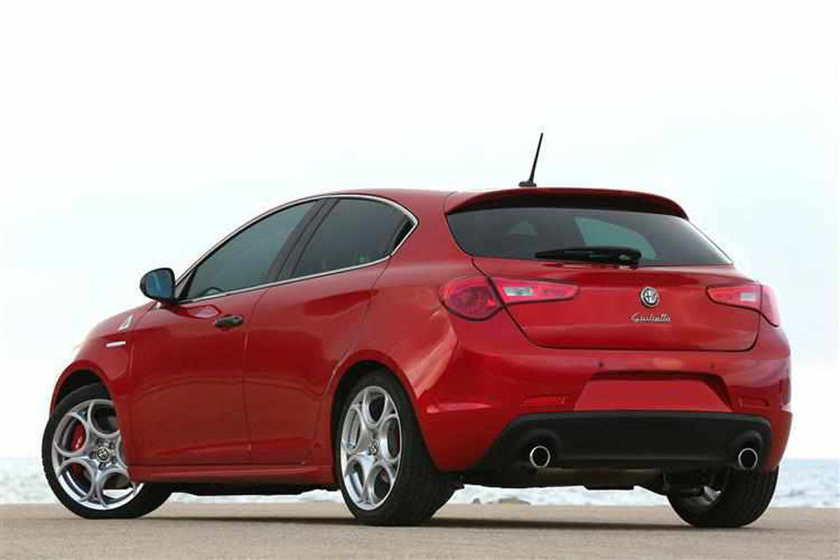 Alfa Romeo Giulietta Quadrifoglio Verde Review Hot Hatch That Deserves Your Attention Express Star