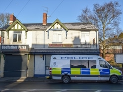Stourbridge Road murder: Man stabbed to death in flat above Dudley shop