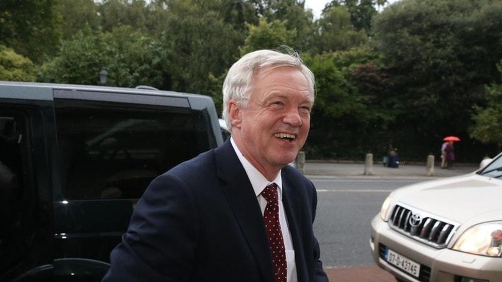David Davis slammed for calling Brexit deal 'statement of intent'