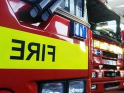 Three children rescued by firefighters after Wolverhampton house blaze