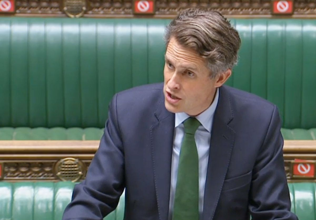 Education Secretary and South Staffordshire MP Gavin Williamson