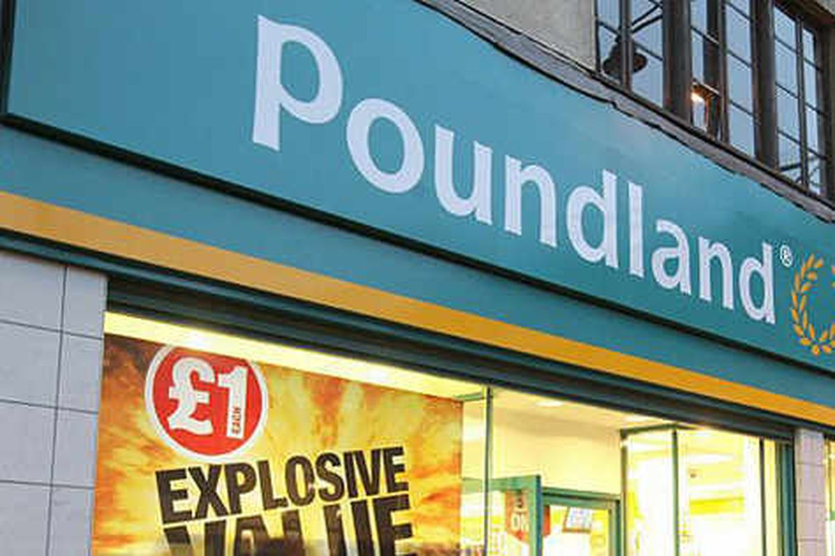 500 join rush for 20 jobs at Poundland