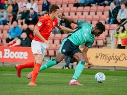 Crewe 1 Walsall 0 - Match highlights