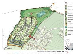 200 new homes approved next to development site