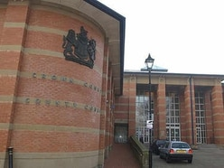 Paranoid man tried 'to rip partner's face apart' as she fed their four-week-old baby