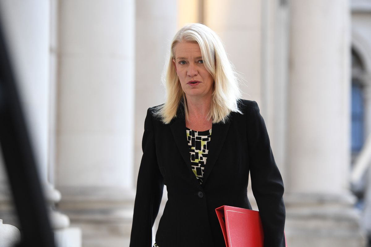 Conservative Party Chairman Amanda Milling