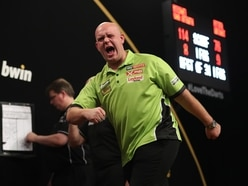 Michael Van Gerwen on a roll and hungry for more success