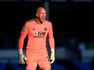 John Ruddy of Wolverhampton Wanderers (AMA)