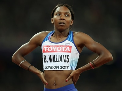 We want to listen, Met says after Team GB sprinter's stop and search concerns