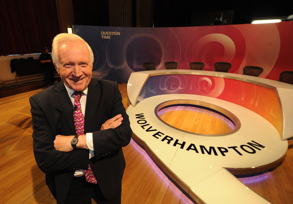 David Dimbleby – chairman-in-waiting?