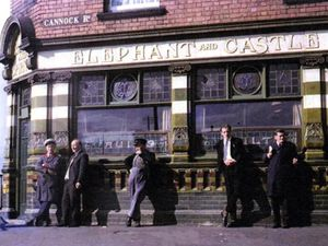 The Elephant & Castle was a popular pub before it closed in 2001. Photo: Wolverhampton Archives