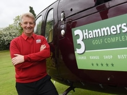 Wolverhampton's 3 Hammers Golf Complex up for national award