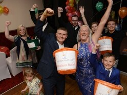 Charity ball raised hundreds for Sedgley youth club