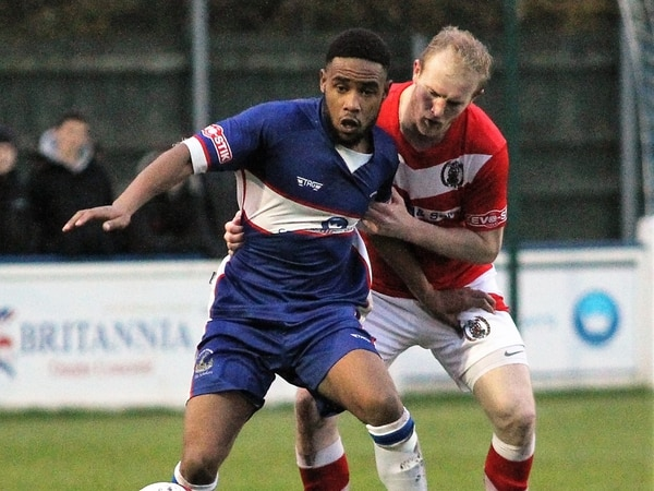 Chasetown 1 Workington AFC 3 - Report and pictures