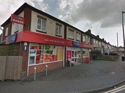 Shopkeeper threatened with hammer leads police to suspected robber