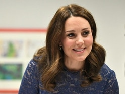 Kate to attend symposium on early intervention in children's lives