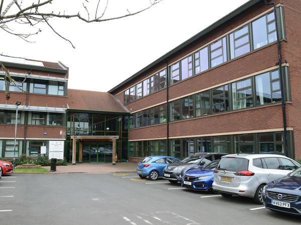 South Staffordshire District Council House in Wolverhampton Road, Codsall