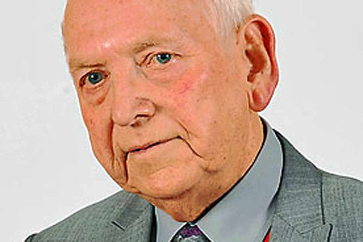 Tributes paid as former Mayor of Dudley George Davies dies at age 75