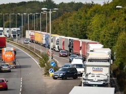 Leaked Brexit letter warns of 7,000 trucks queuing in Kent with waits of two days