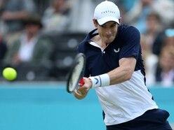 Murray encouraged by first match back as he plans Wimbledon bid with Herbert
