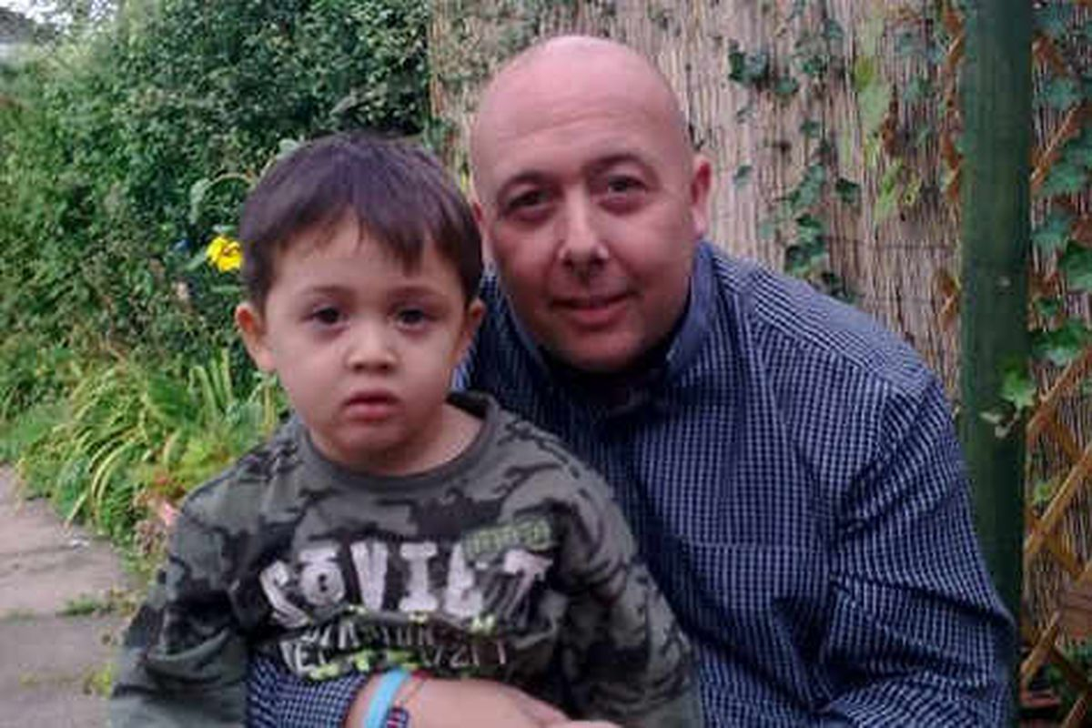 Facebook and a Ferrari helped find son