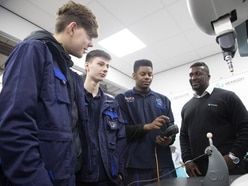 Apprenticeships are now a real alternative to university – report reveals