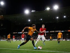 Adama Traore striving for Wolves improvements