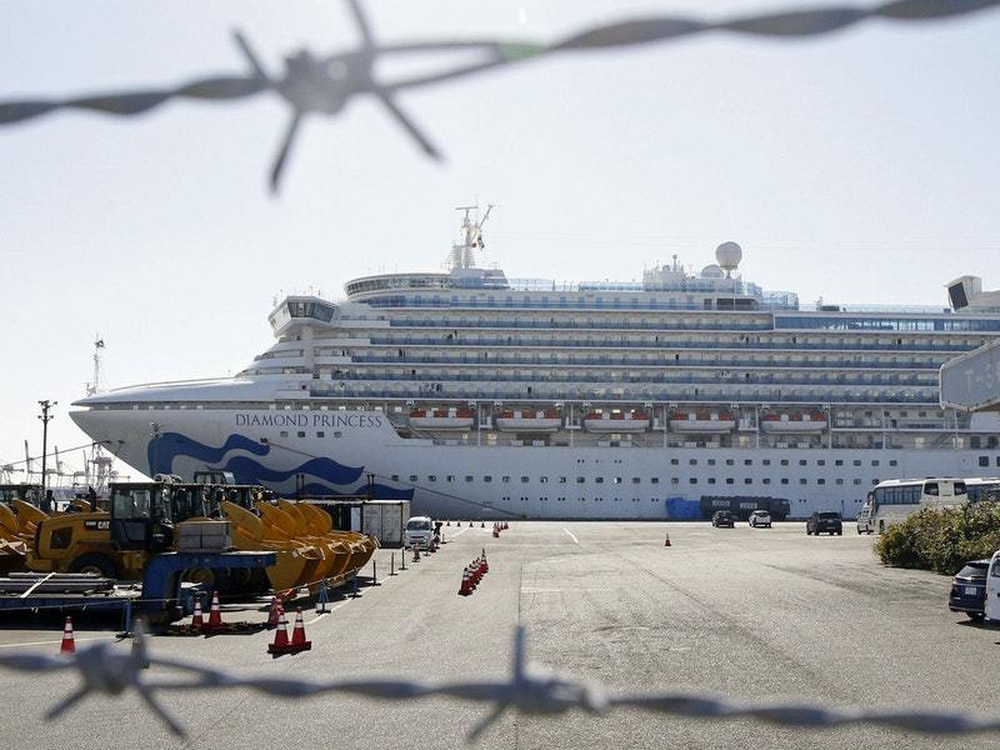 Americans Test Positive for Coronavirus After Evacuation from Cruise Ship Quarantine